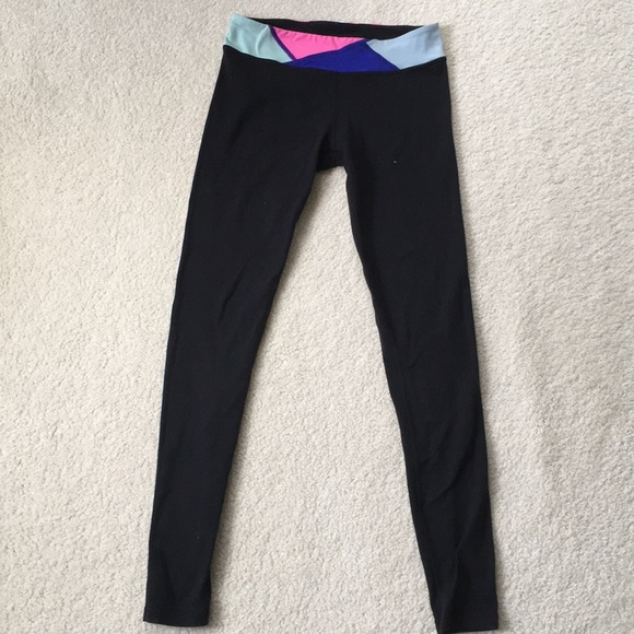 4bad61ff495fd Ivivva Bottoms | Black Leggings | Poshmark